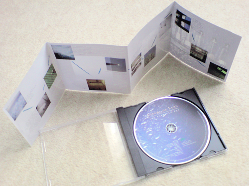 The CD Booklet